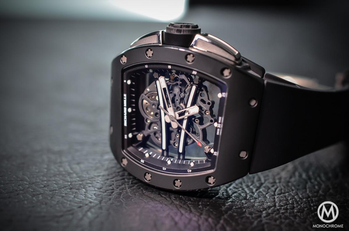 Richard Mille RM 61-01 Yohan Black Full Black - 1