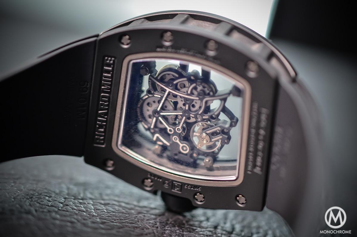Richard Mille RM 61-01 Yohan Black Full Black - 4