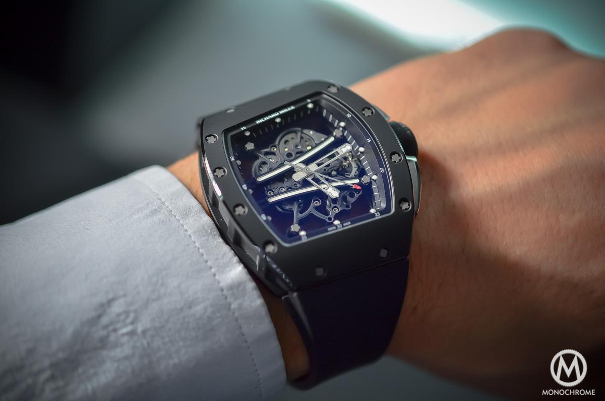 Richard Mille RM 61-01 Yohan Black Full Black - 6