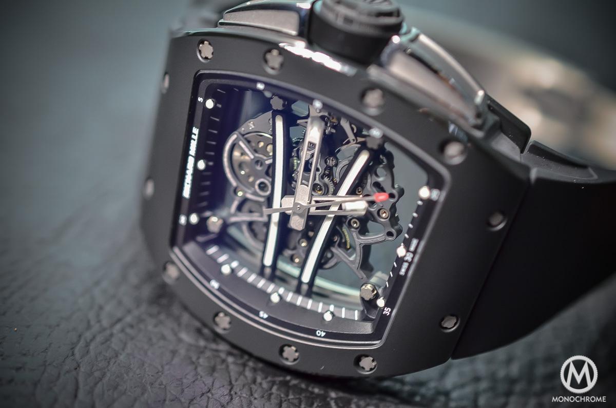 Richard Mille RM 61-01 Yohan Black Full Black - 8