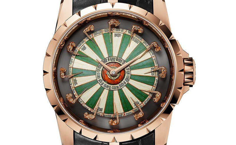 Knights Of The Round Table Sword Names.Roger Dubuis Excalibur Automatic Limited Edition Knights Of The