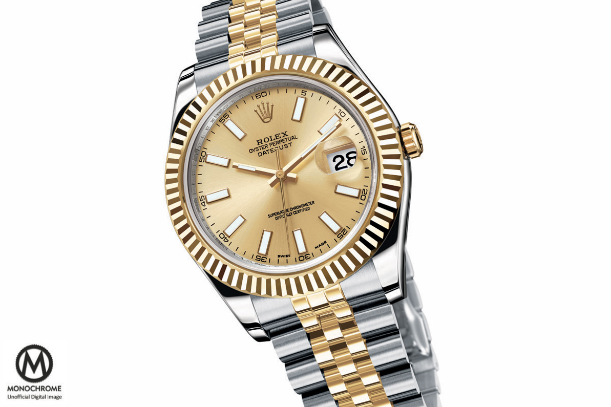 Rolex Datejust II Two-Tone Jubilee Baselworld 2015 - 1