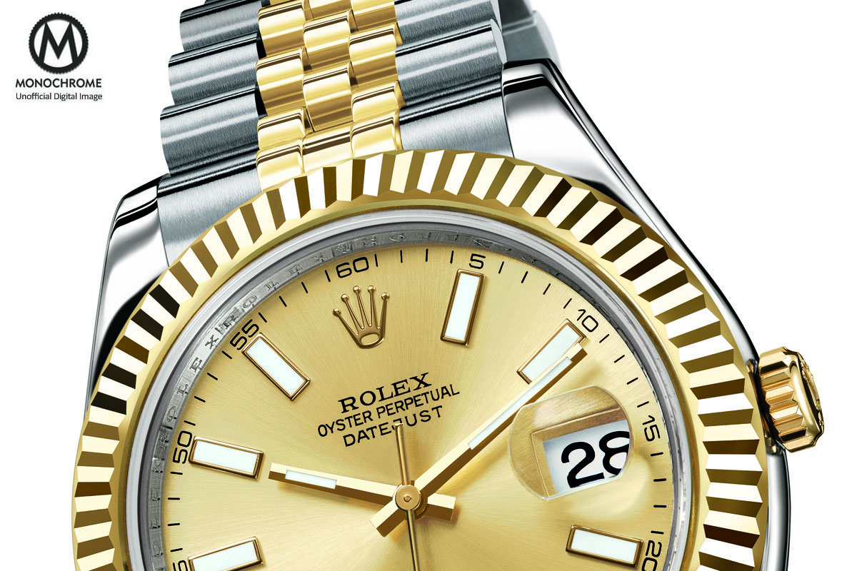 Rolex Datejust II Two-Tone Jubilee Baselworld 2015 - 2