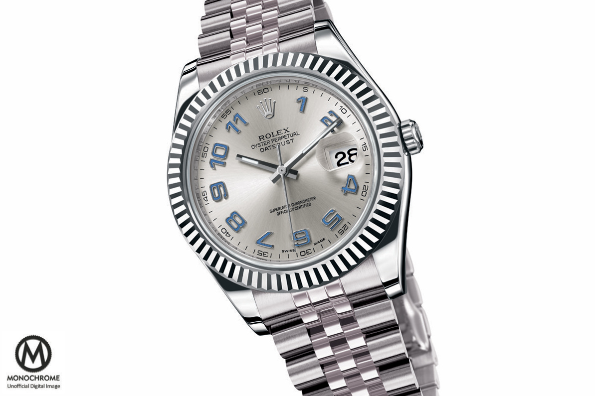 Rolex Datejust II White Gold Jubilee Baselworld 2015 - 1