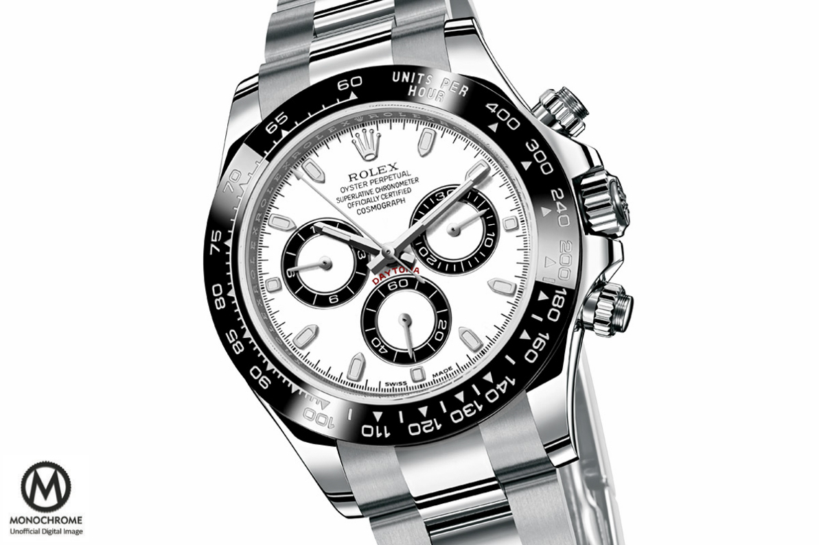 Rolex Daytona Stainless Steel Ceramic bezel Baselworld 2015 - 1