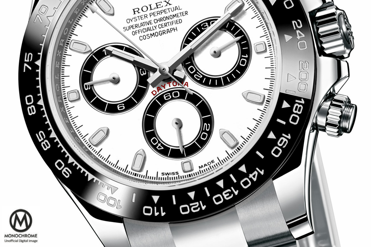Rolex Daytona Stainless Steel Ceramic bezel Baselworld 2015 - 2