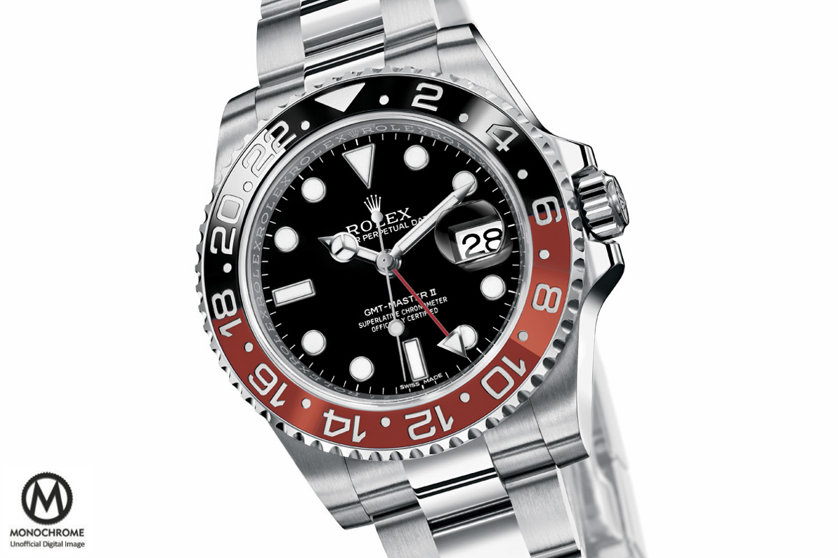 Rolex GMT Master 2 Coke Ceramic Baselworld 2015 - 1
