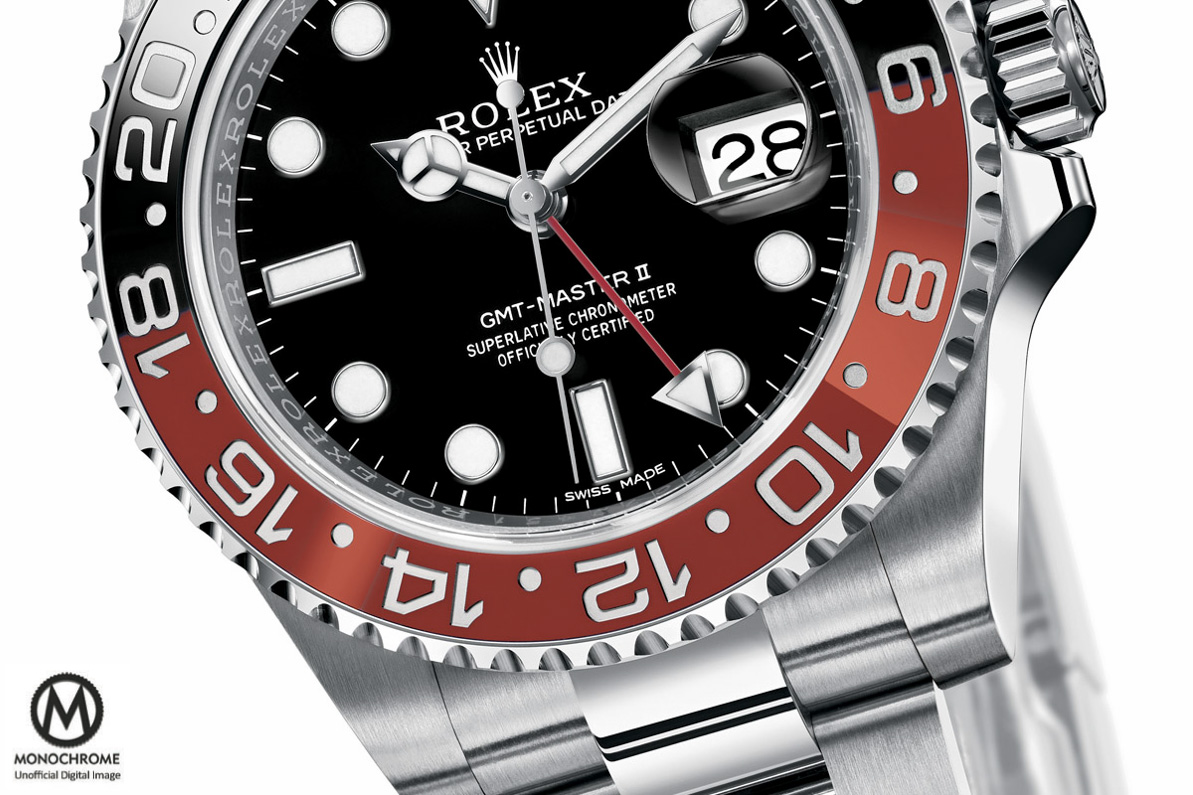 Rolex GMT Master 2 Coke Ceramic Baselworld 2015 - 2
