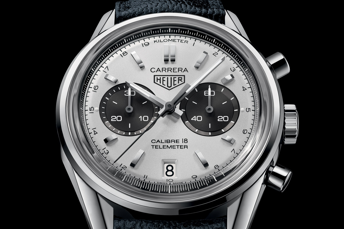TAG Heuer Carrera Calibre 18 Chronograph - 1