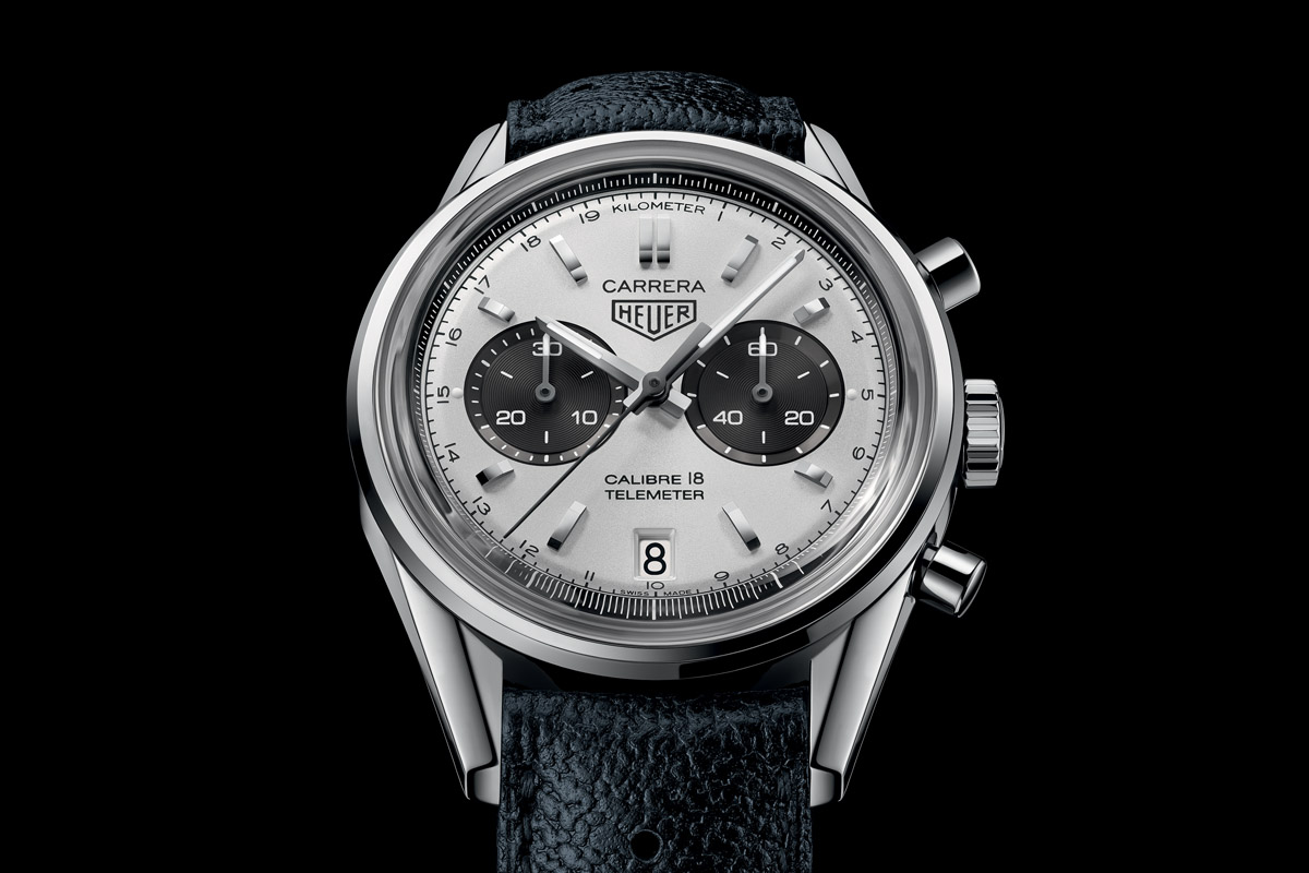628c2475c67 Back To Basics With The TAG Heuer Carrera Calibre 18 Chronograph ...