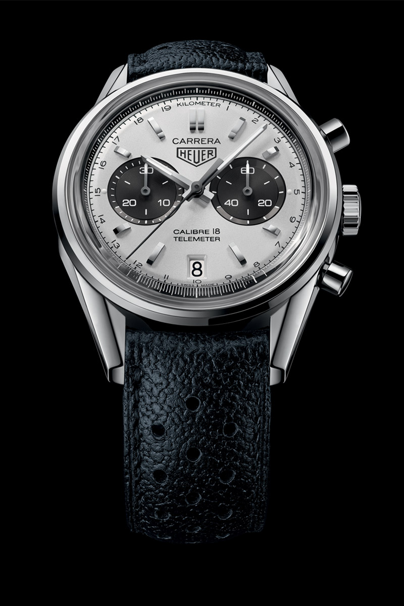 TAG Heuer Carrera Calibre 18 Chronograph - 3