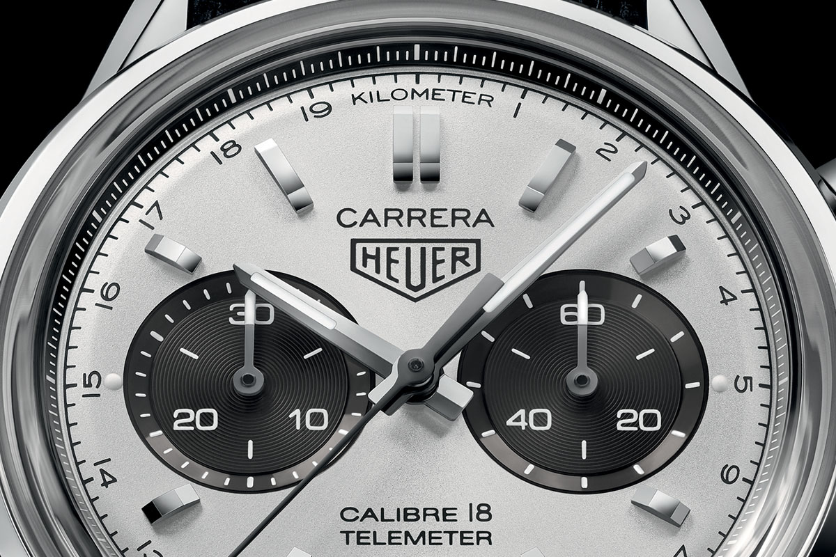TAG Heuer Carrera Calibre 18 Chronograph - 4
