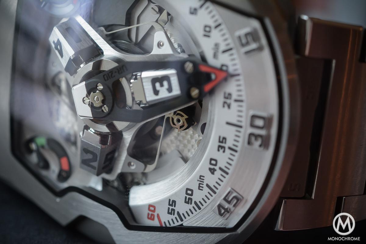 Urwerk UR-210S bracelet - 6