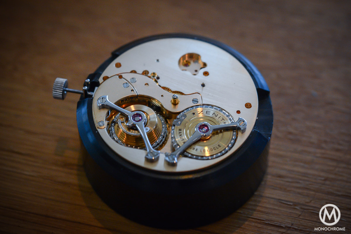 Zenith Academy Georges Favre-Jacot Fuse chain - 1
