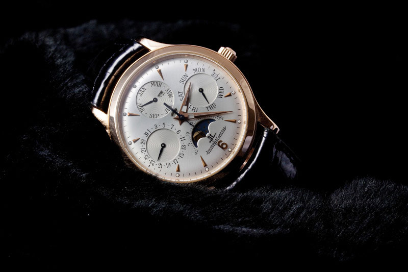 1777cbee13b Weekly Watch Photo - Jaeger-LeCoultre Master Perpetual - Monochrome ...