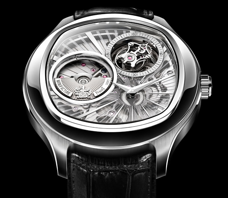 abe6fa53daf Can we have it all  Piaget Emperador Coussin XL Tourbillon ...