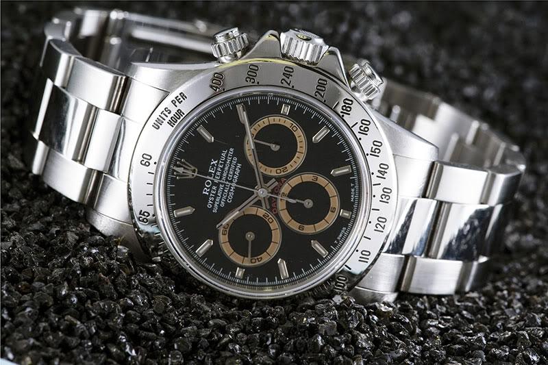 946e4ebab98 Rolex Daytona 16520 reaches collectible status - Monochrome Watches