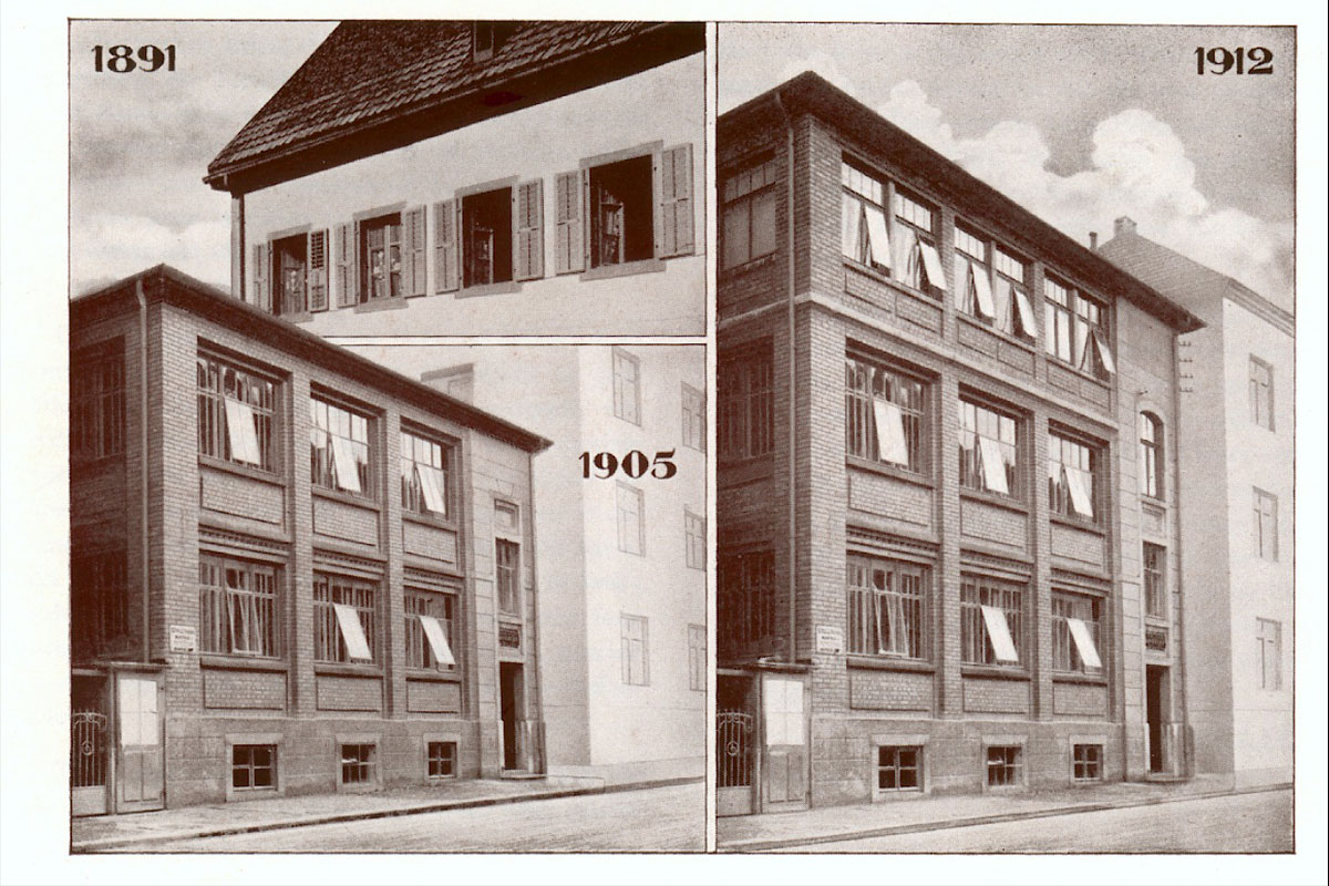 Angelus manufactory history
