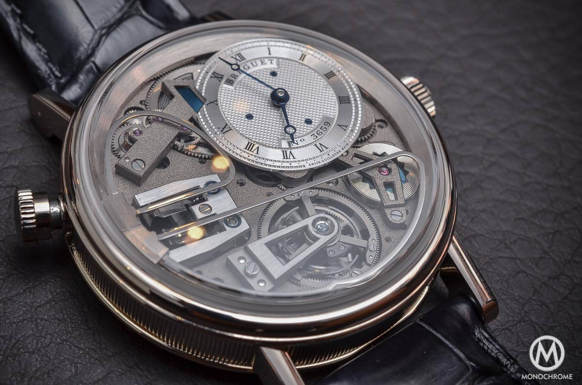 Breguet Tradition Minute Repeater Tourbillon 7087 - 2