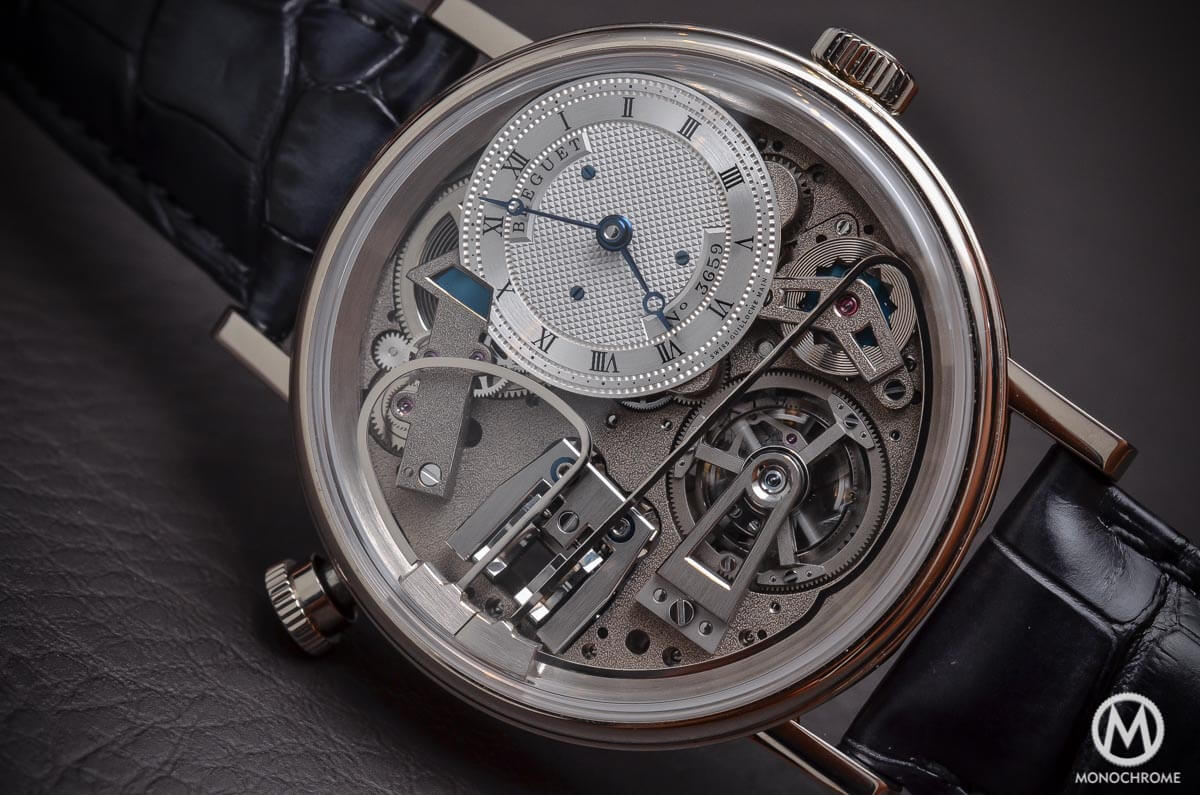Breguet Tradition Minute Repeater Tourbillon 7087 - 3