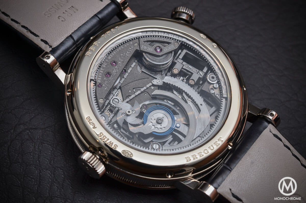 Breguet Tradition Minute Repeater Tourbillon 7087 - 5