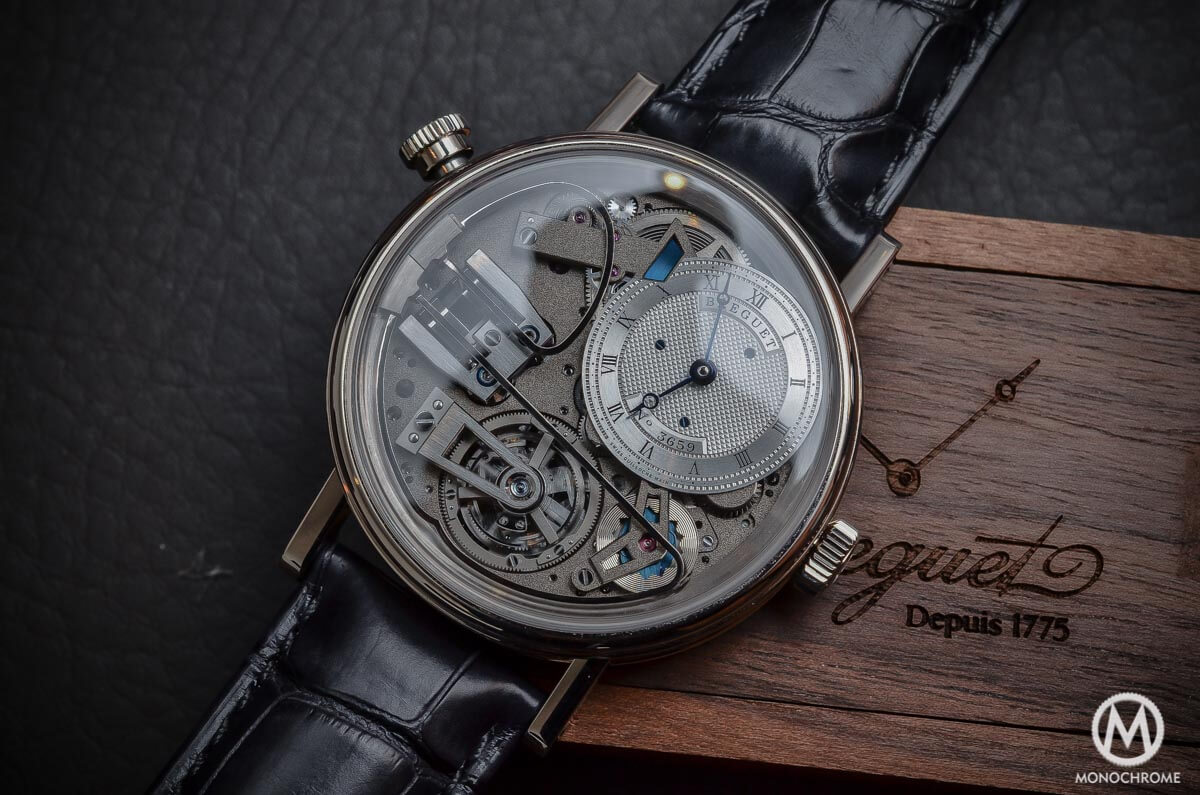 Breguet Tradition Minute Repeater Tourbillon 7087 - 7