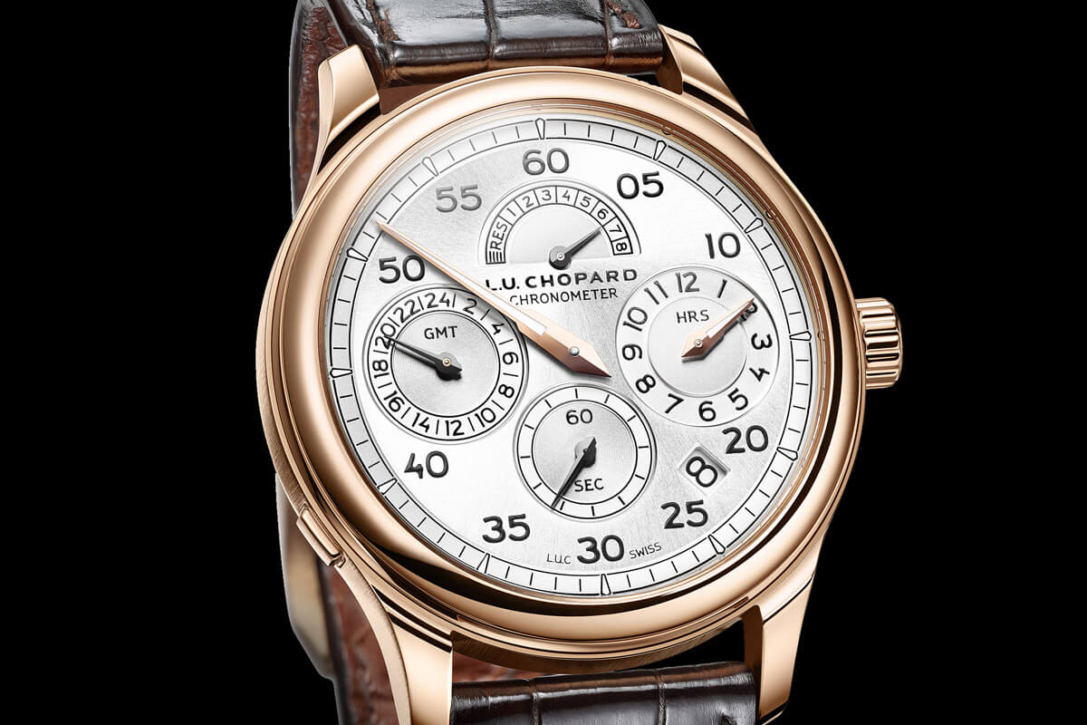 Chopard L.U.C Regulator - 1