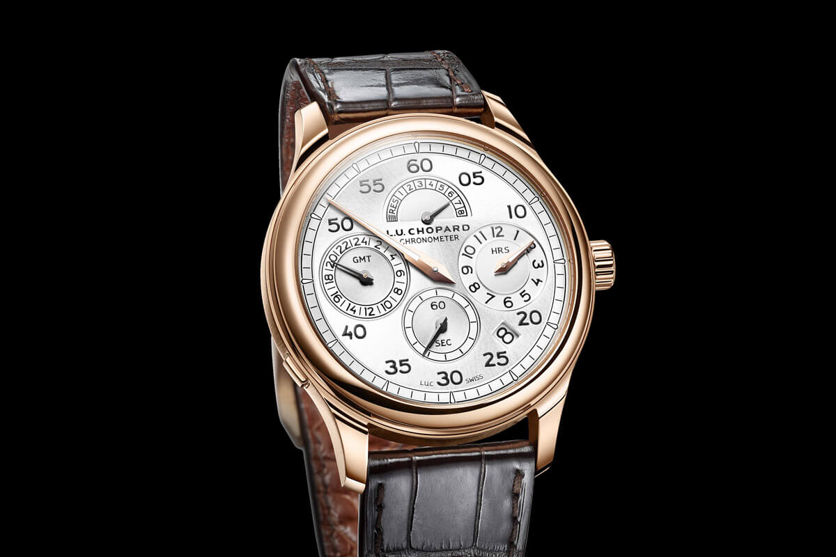 Chopard L.U.C Regulator - 2