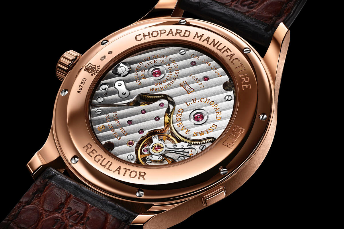 Chopard L.U.C Regulator - 4