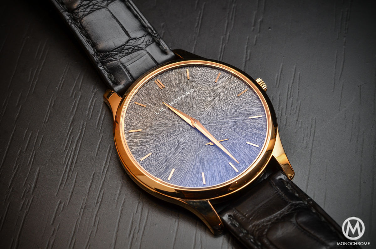 Chopard L.U.C XPS Fairmined gold - 1