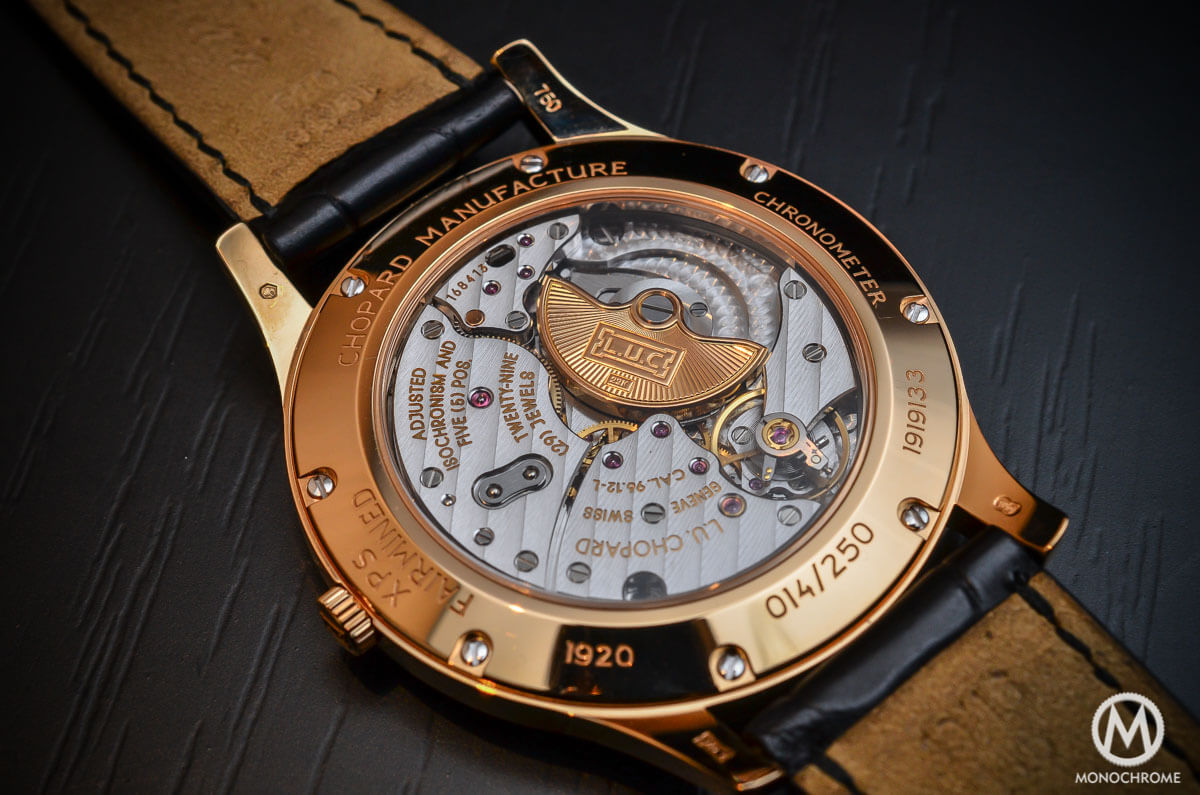 Chopard L.U.C XPS Fairmined gold - 3