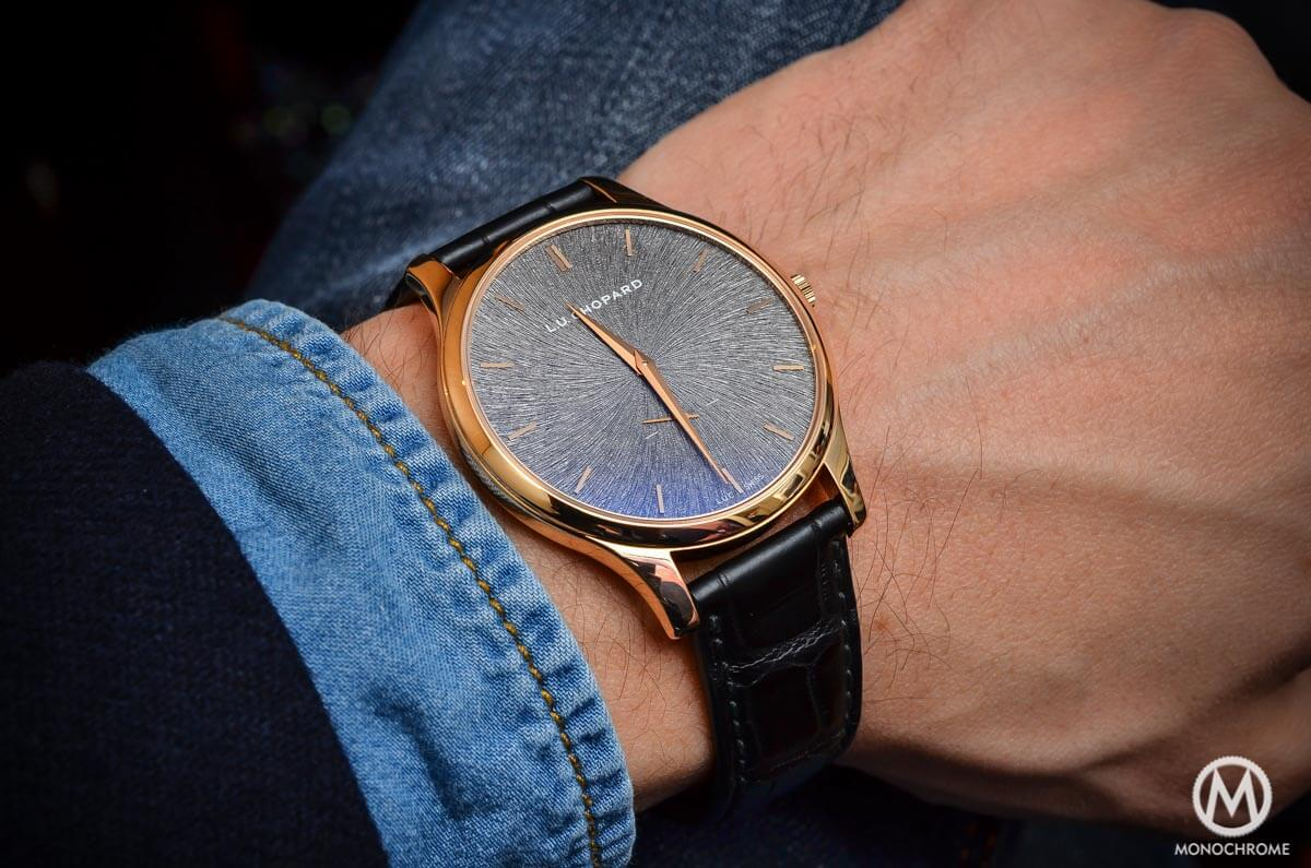 Chopard L.U.C XPS Fairmined gold - 5