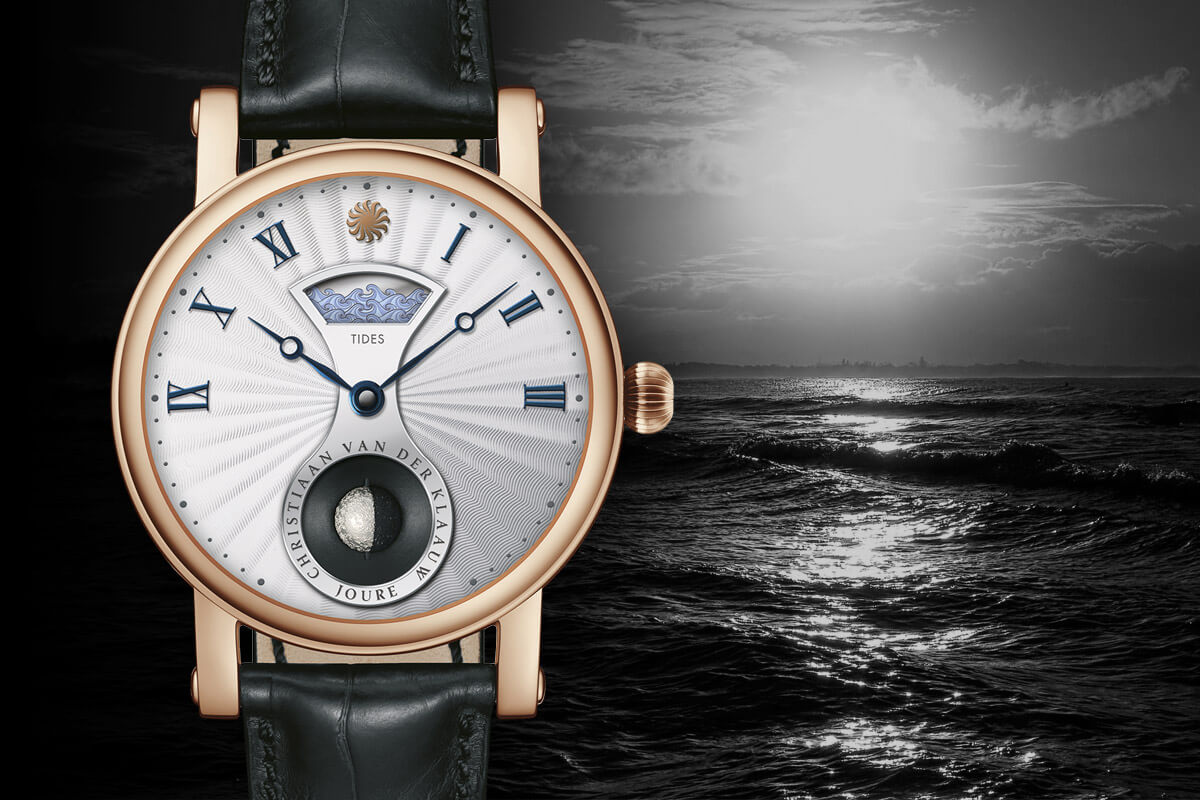 Christiaan van der Klaauw Real Moon Tides