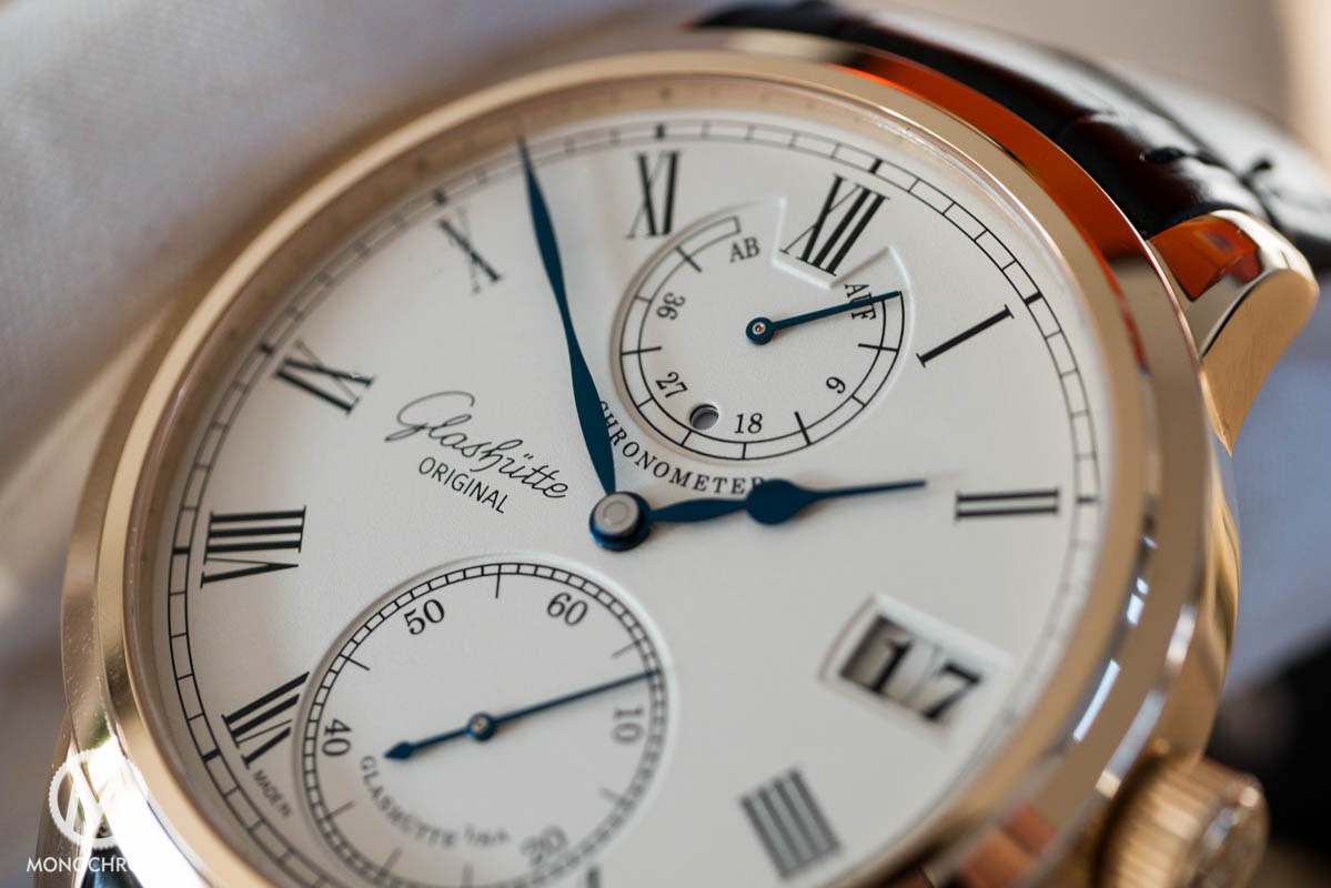 Glashutte-Original Senator Chronometer