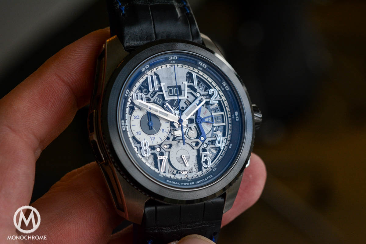 Hands-on with the new Jaeger-LeCoultre Master Compressor