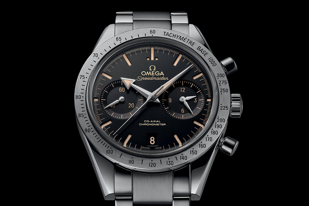 Omega Speedmaster '57 Broad Arrow Co-Axial 9300 Baselworld 2015 - 2