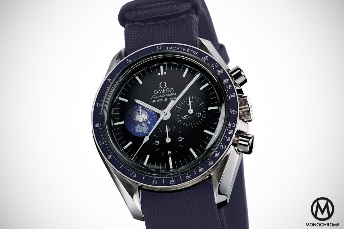 Omega Speedmaster Professional Moonwatch Snoopy Award Baselworld 2015 - 2