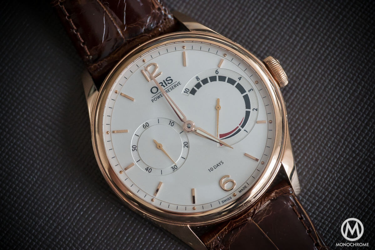 Oris 110 years Limited Edition Rose Gold - 1