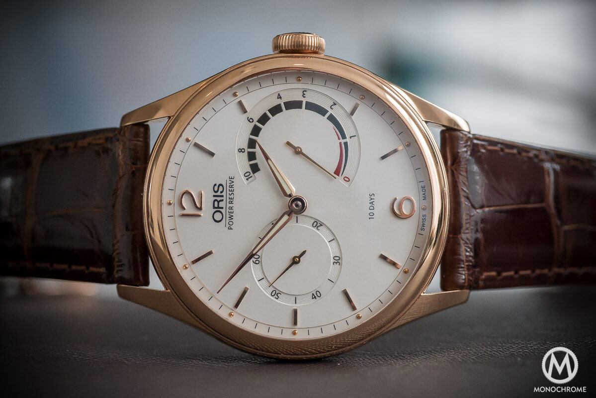 Oris 110 years Limited Edition Rose Gold - 6