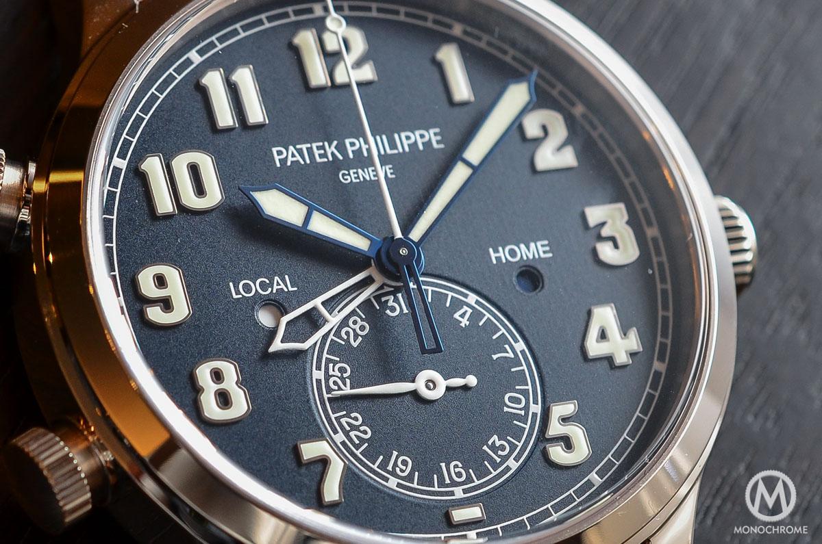 Patek Philippe Calatrava Pilot Travel Time Ref. 5524 - 2
