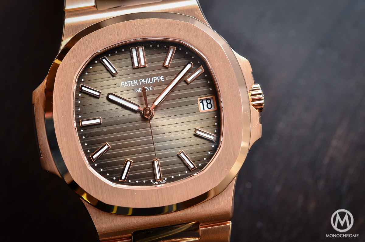 Patek Philippe Nautilus 5711:1R-001 - Rose Gold chocolate - 3
