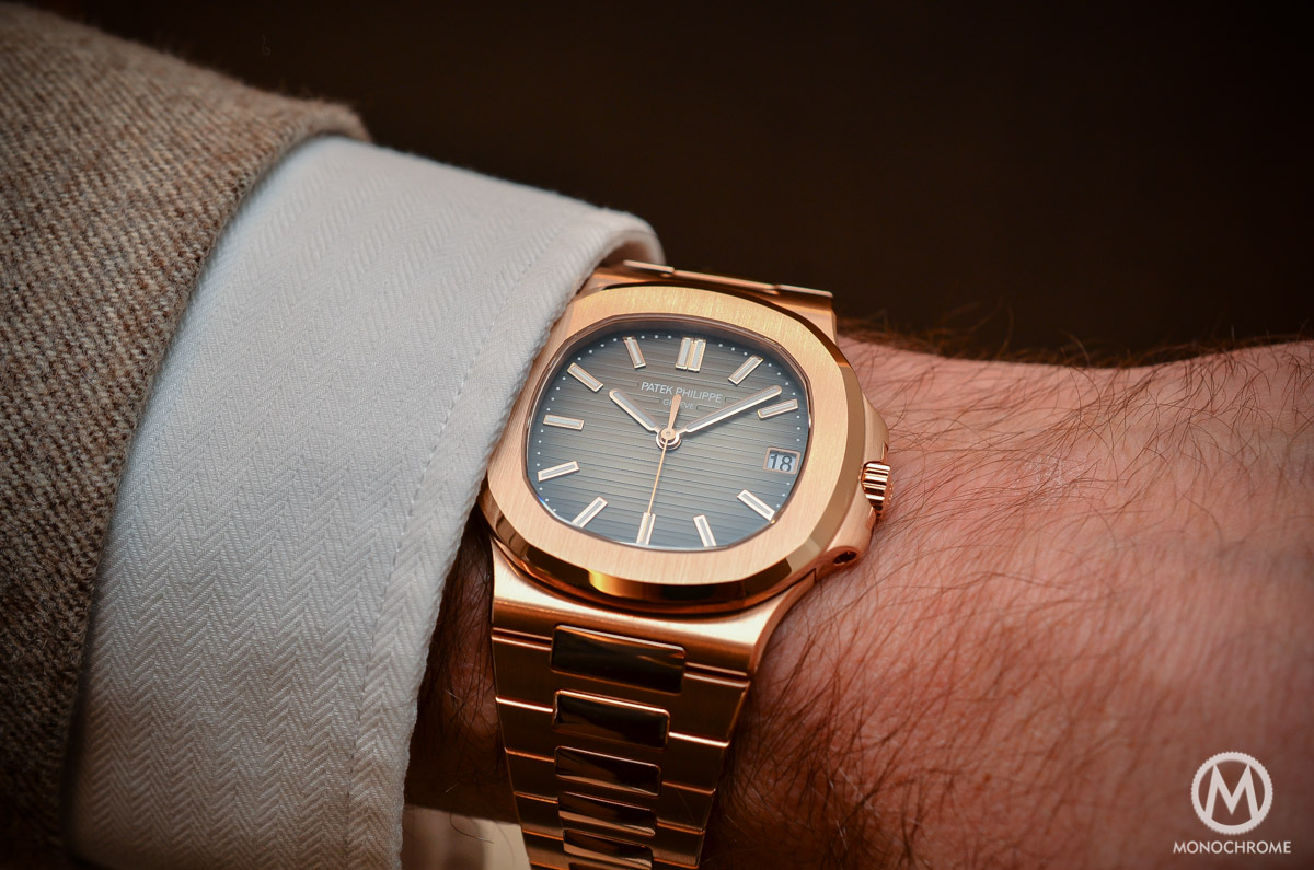 Patek Philippe Nautilus 5711:1R-001 - Rose Gold chocolate - 6