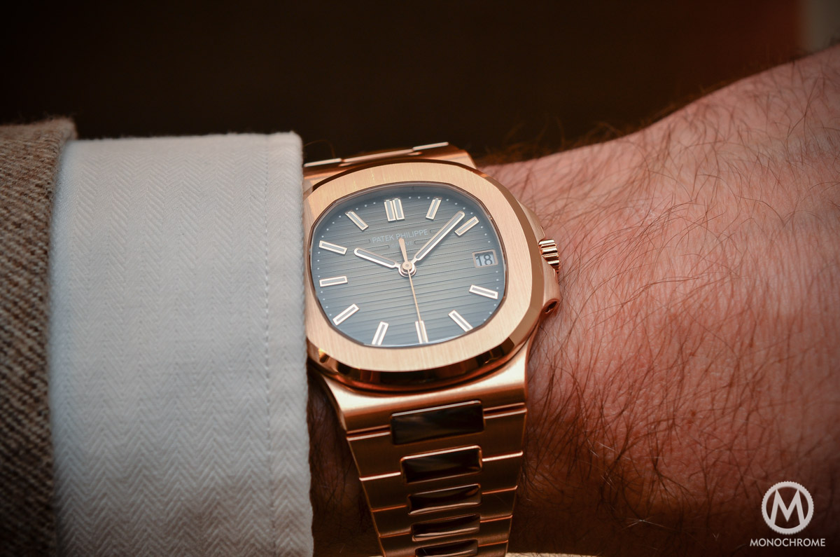 Patek Philippe Nautilus 5711:1R-001 - Rose Gold chocolate - 7