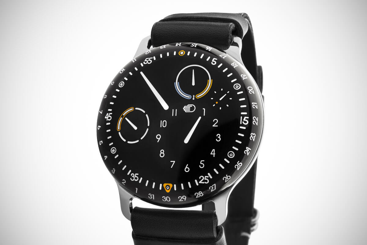 Ressence Type 3 baselworld 2015 - 2