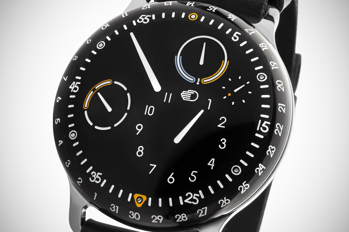Ressence Type 3 baselworld 2015 - 4