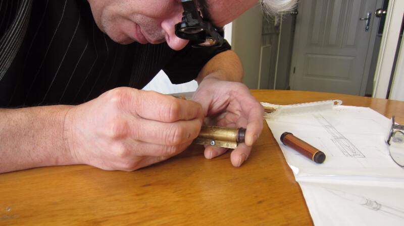 Wood pen AHCI 30th Anniversary Fund-Raiser - 1