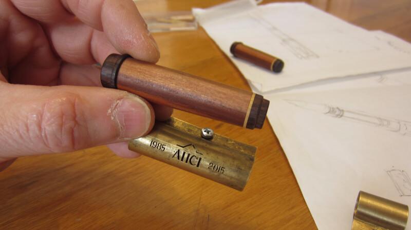 Wood pen AHCI 30th Anniversary Fund-Raiser - 6