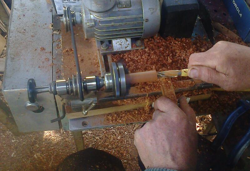 Wood pen AHCI 30th Anniversary Fund-Raiser - 9
