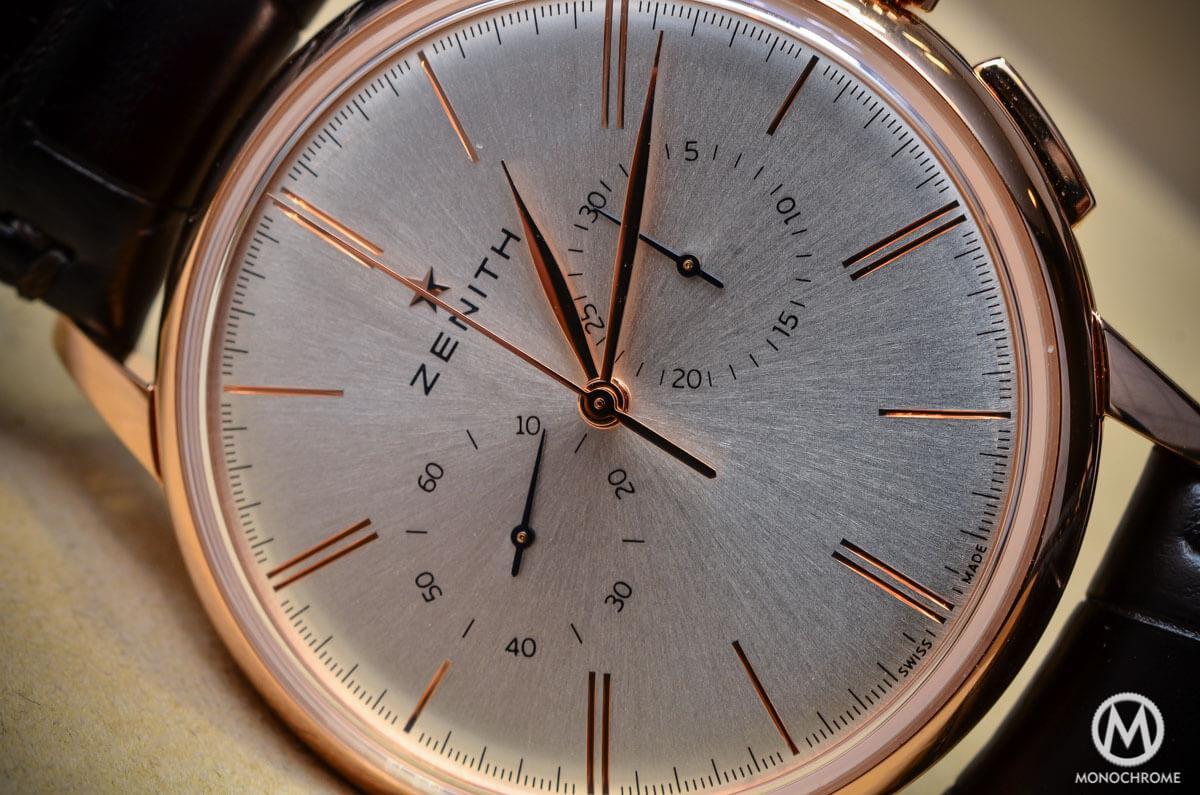 Zenith El Primero Chronograph Classic - 3