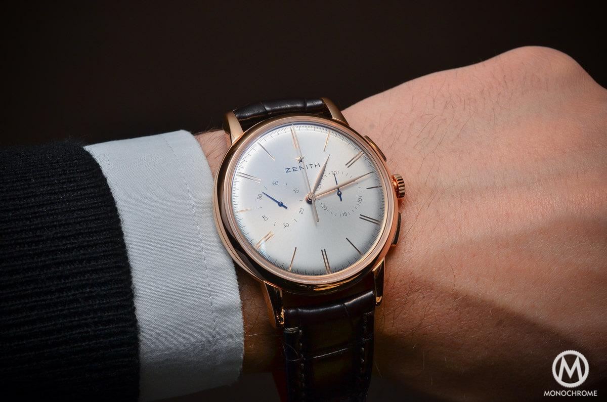 Zenith El Primero Chronograph Classic - 6